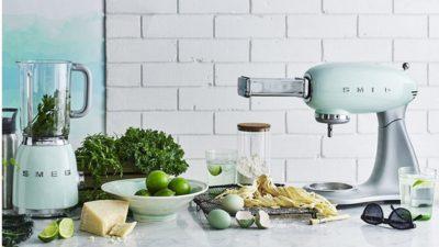 Smeg : blender et robot pâtissier