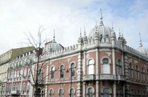 Architecture Lisbonne