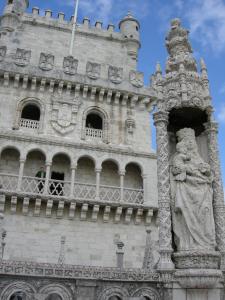 La tour de Belem Lisbonne