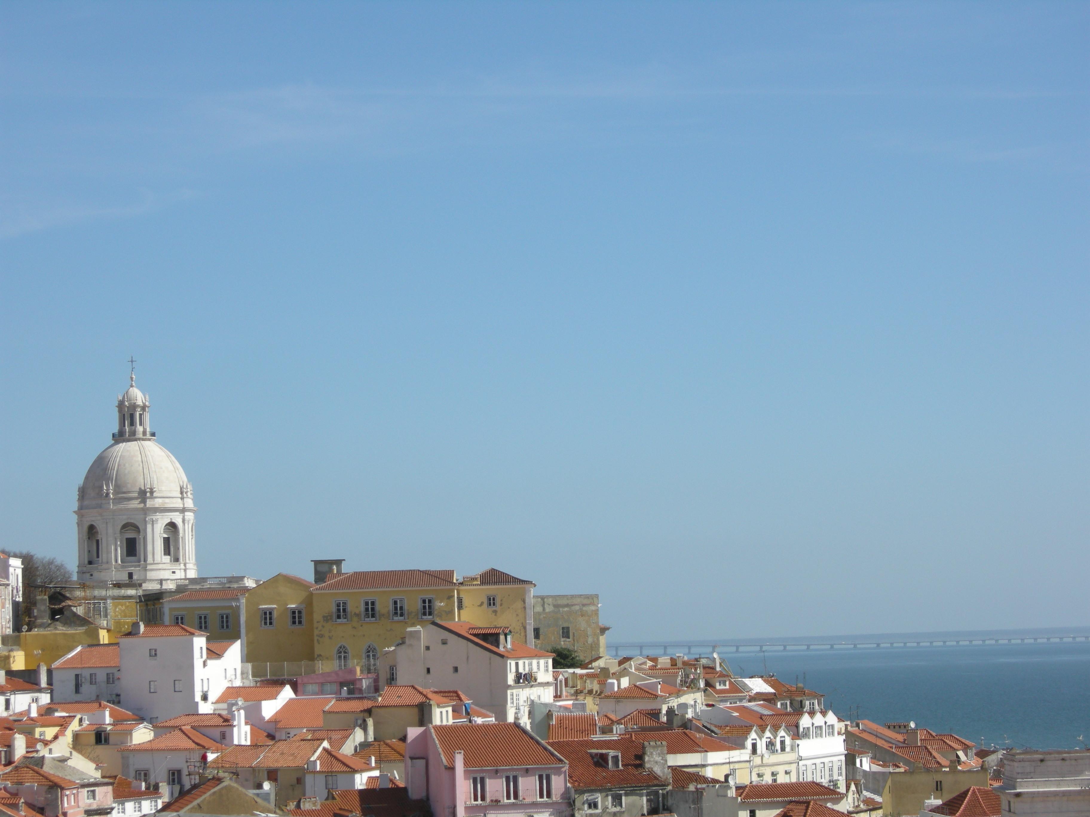 Lisbonne la ville des 7 collines