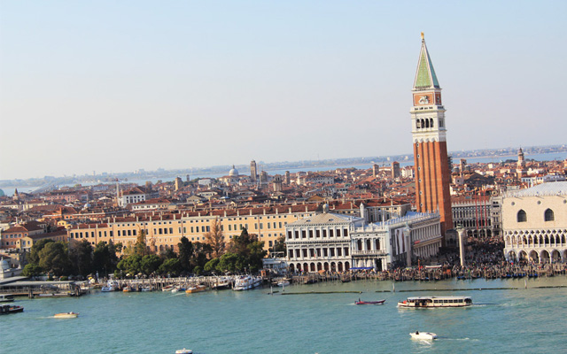 Venise, je t'aimais, je t'aime et je t'aimerai !