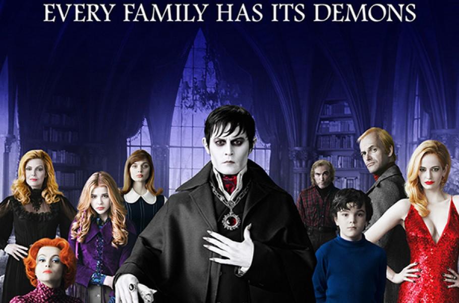 Dark shadows, chaque famille a ses démons !