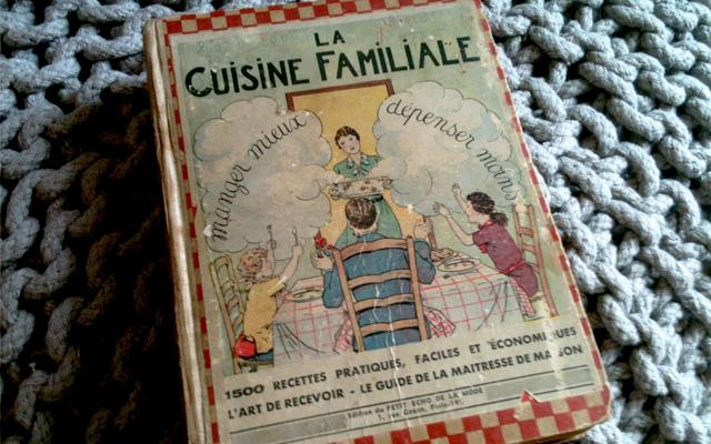 La cuisine familiale : manger mieux dépenser moins