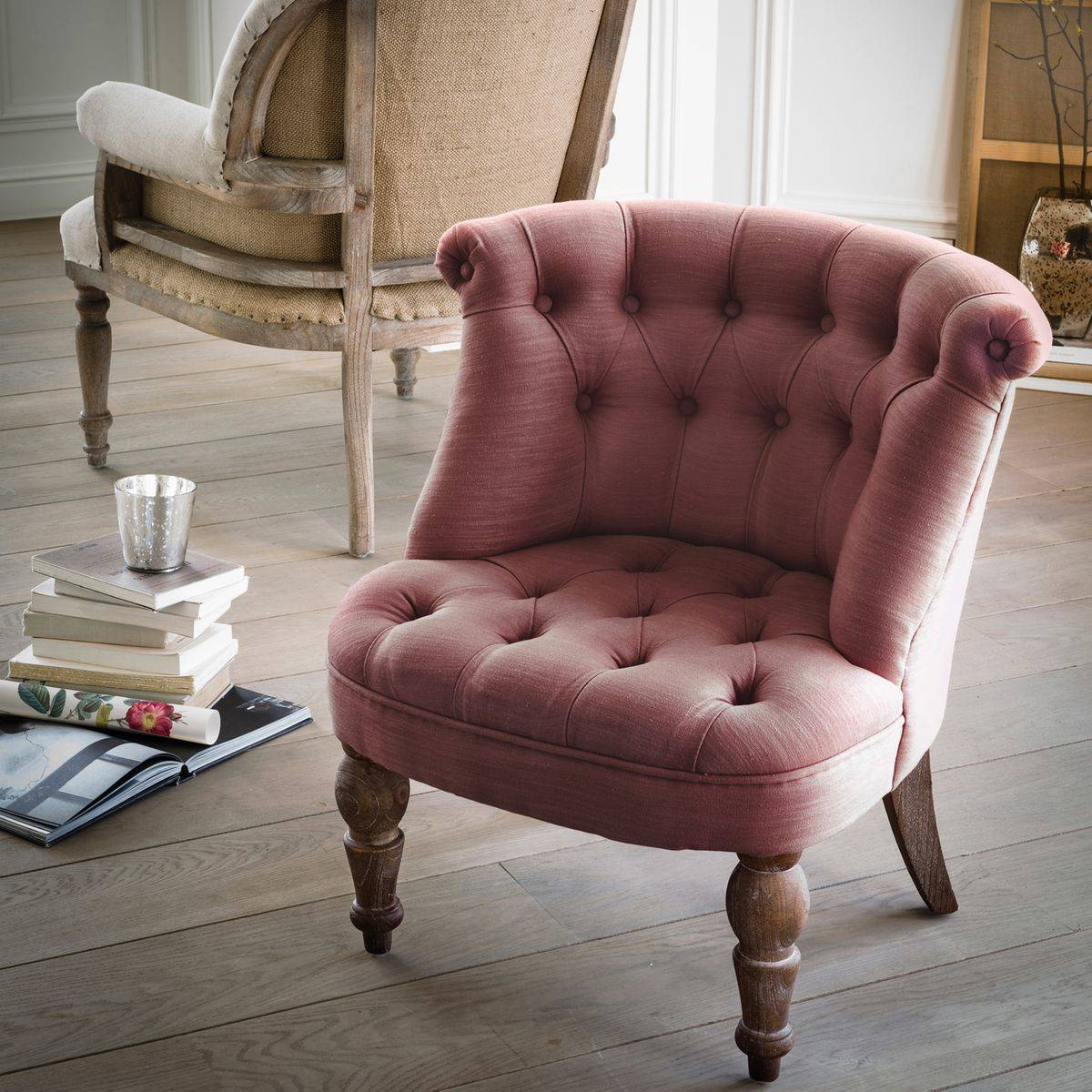Fauteuil crapaud laredoute