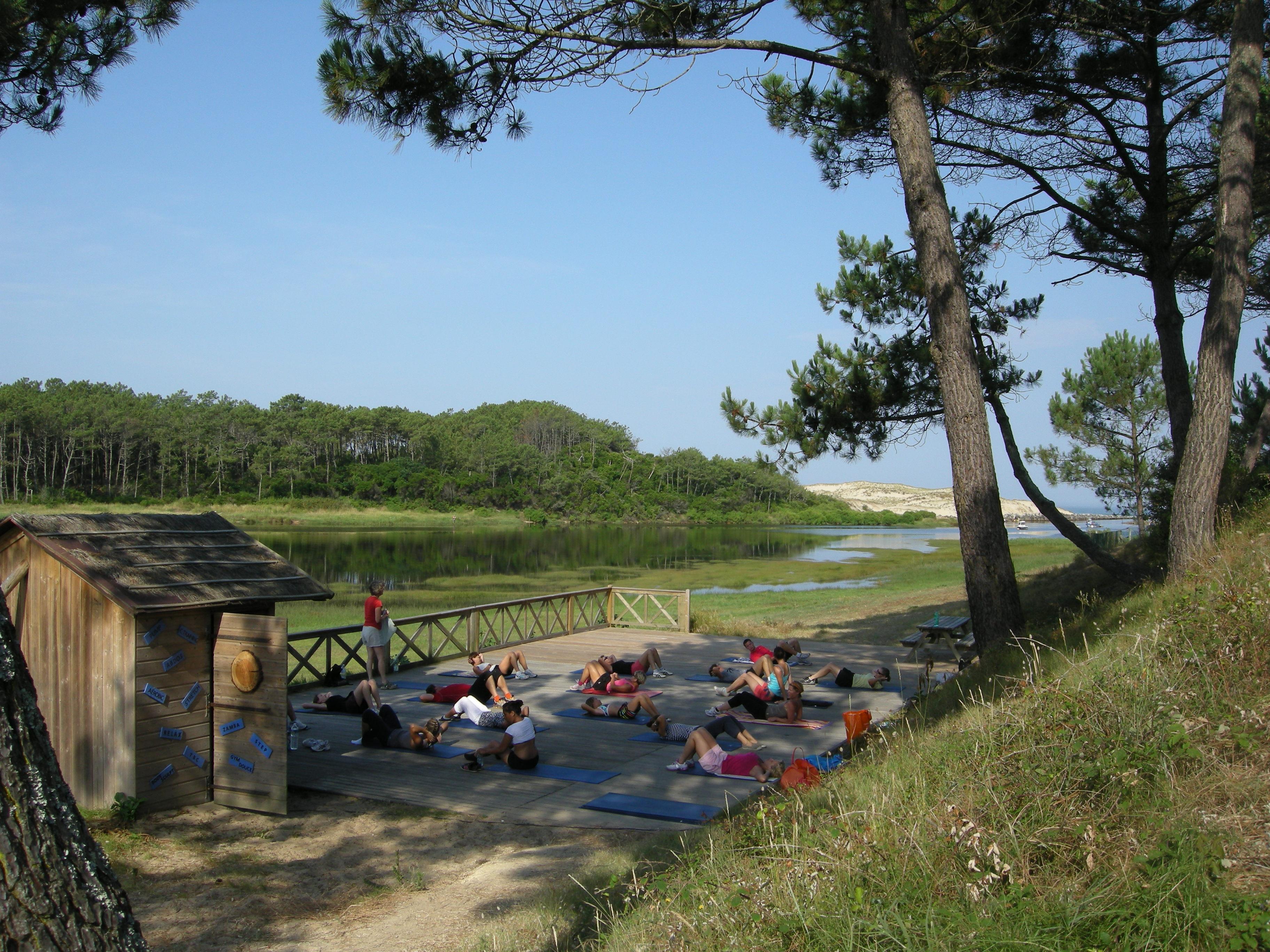 Break d'été dans les Landes