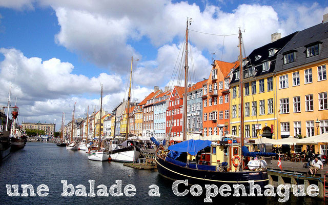 Une balade à Copenhague