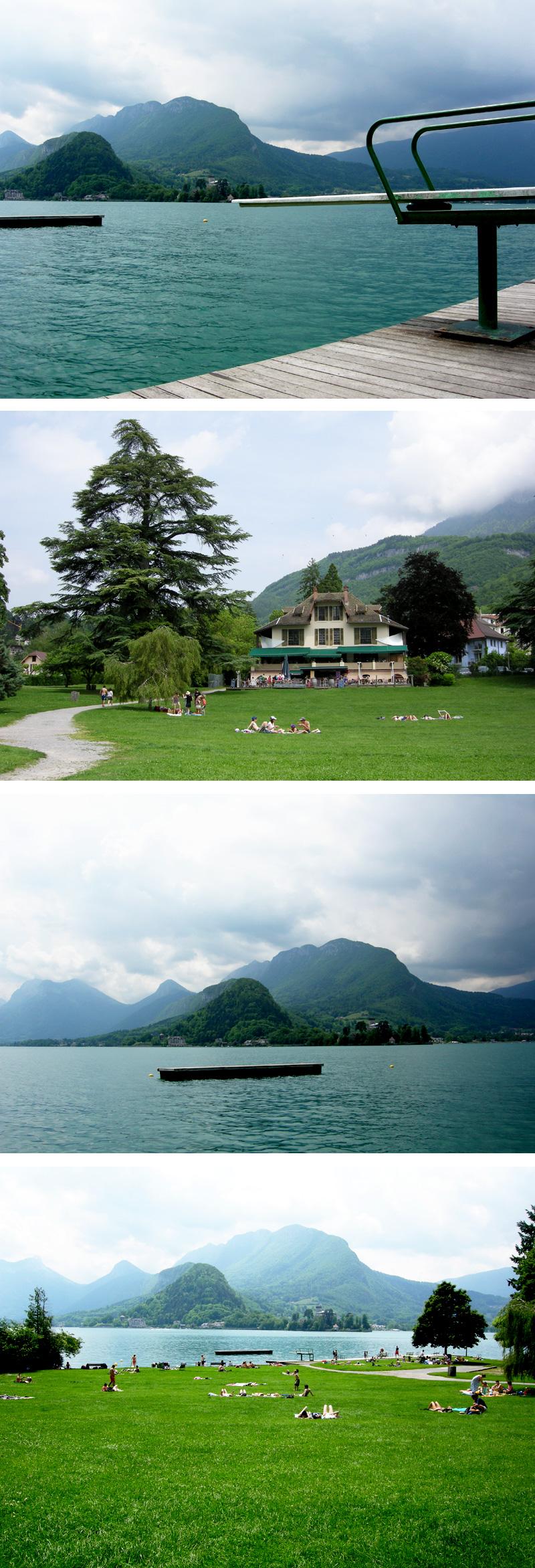 Lac d'Annecy - Talloires