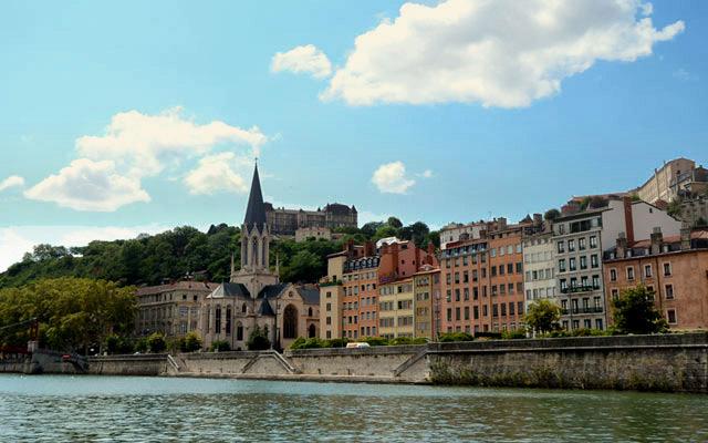 Balade au Vieux-Lyon