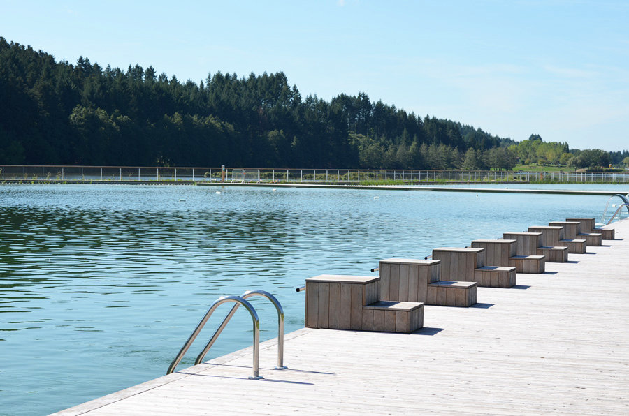 Où se baigner près de Lyon : les bonnes adresses de baignade naturelle