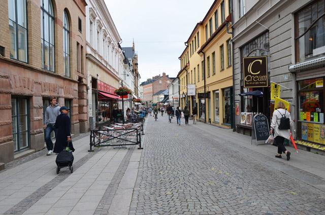 Lund - Mon roadtrip en Suède