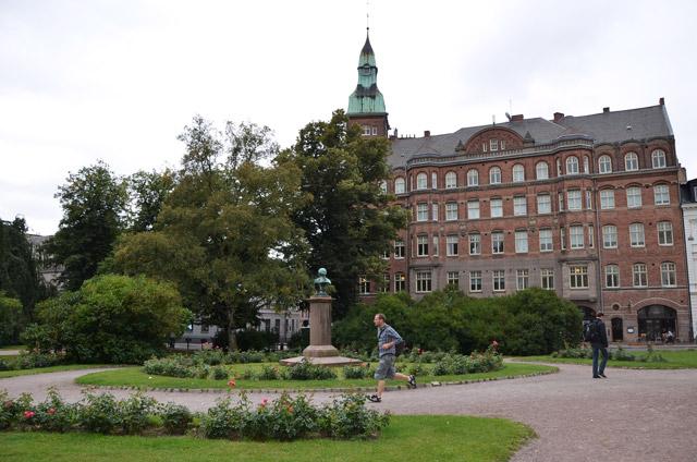 Lund - Mon road trip en Suède