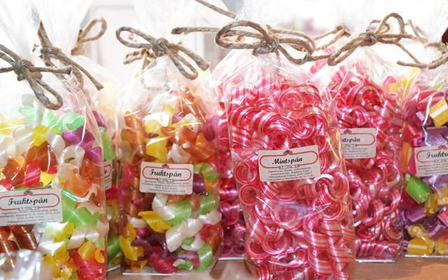 Road trip en Suède : Gränna, la ville des bonbons