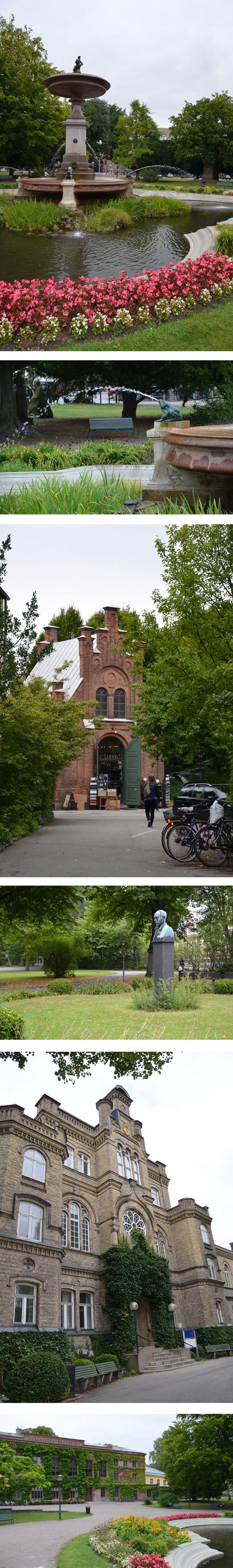 Université Lund - Mon roadtrip en Suède