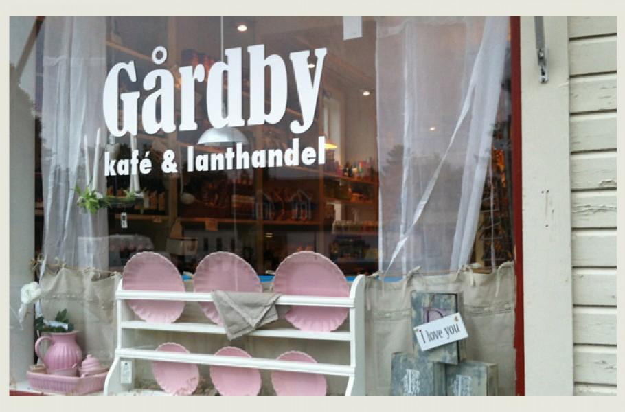 Gårdby : salon de thé, épicerie et boutique scandinave
