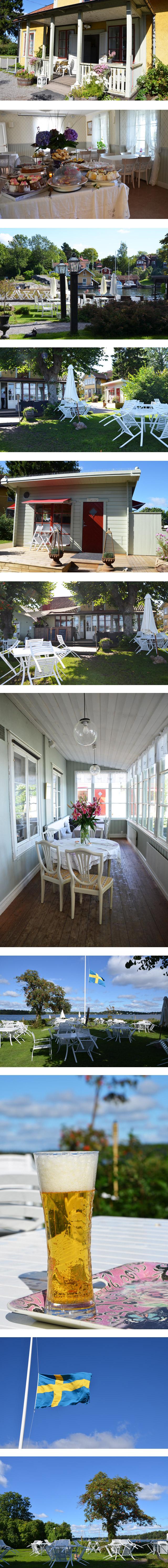 Salon de thé Vaxholm - Vaxholms Hembygdsgård Café