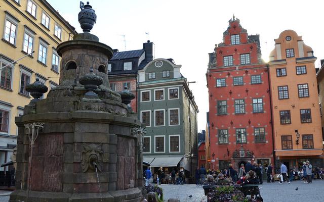 Gamla Stan, le quartier historique de Stockholm
