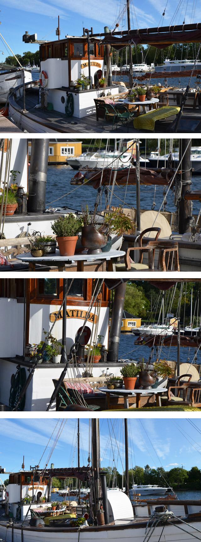 Östermalm bateau Matilda