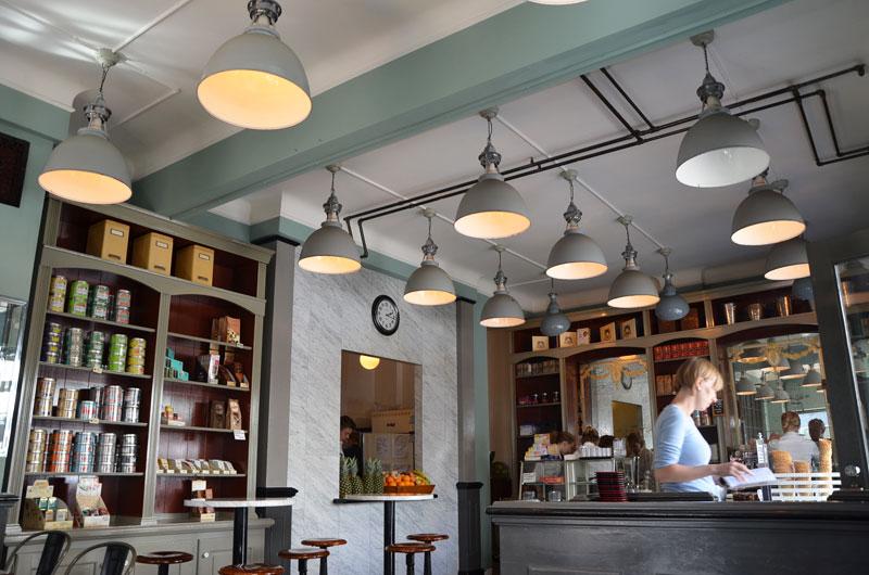 Café Granola à Copenhague