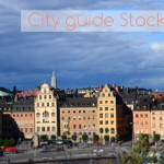 City Guide Stockholm - Bonnes adresses pour un week-end à Stockholm