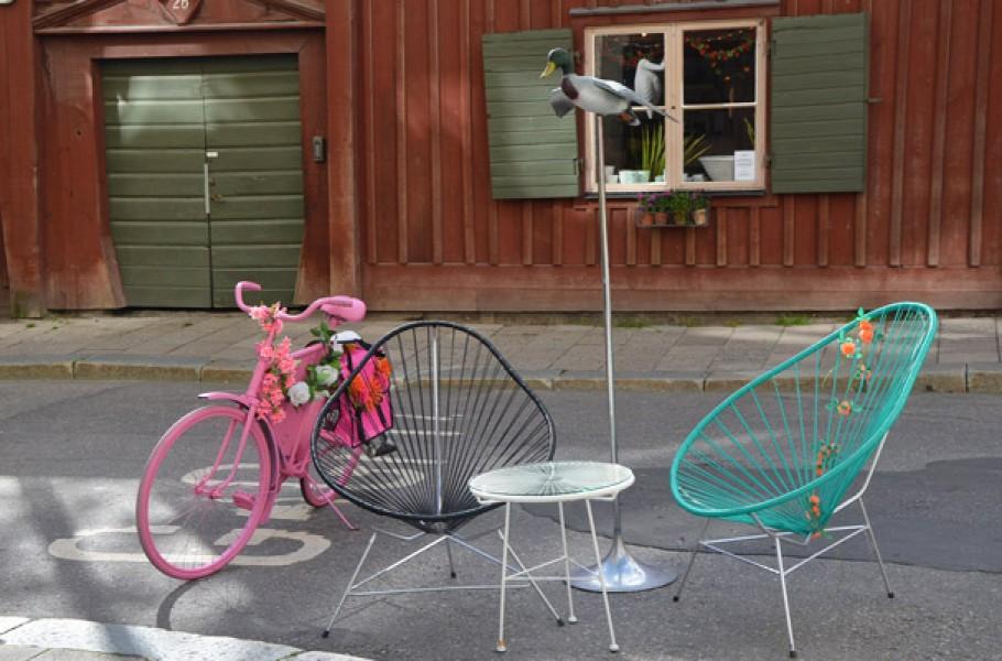 Cityguide shopping Stockholm
