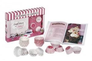 Coffret cupcakes - Idée cadeau coffret cuisine