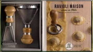 Coffret raviolis - Idée cadeau coffret cuisine