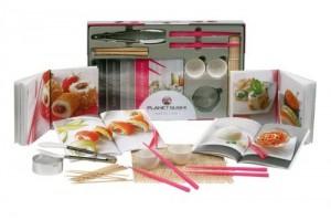 Coffret sushi - Idée cadeau coffret cuisine