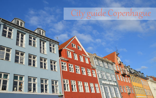 City guide Copenhague
