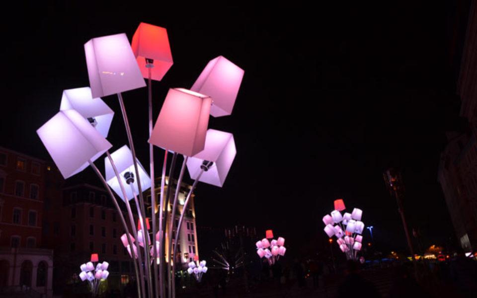 Fête des Lumières Lyon 2012