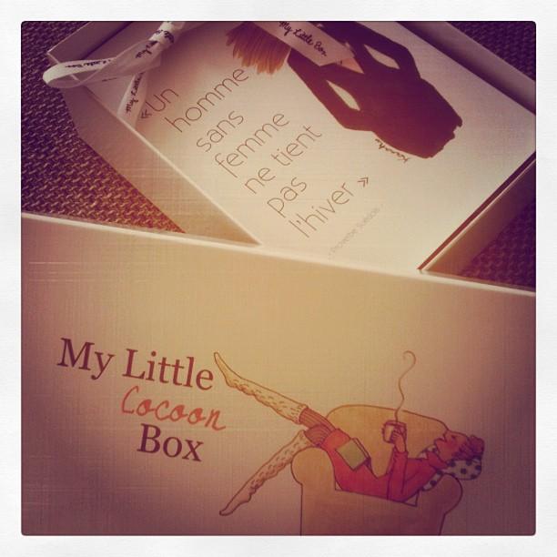 My little cocoon box - My little box