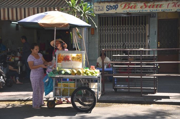 Hô-Chi-Minh-Ville, l'ancienne Saïgon