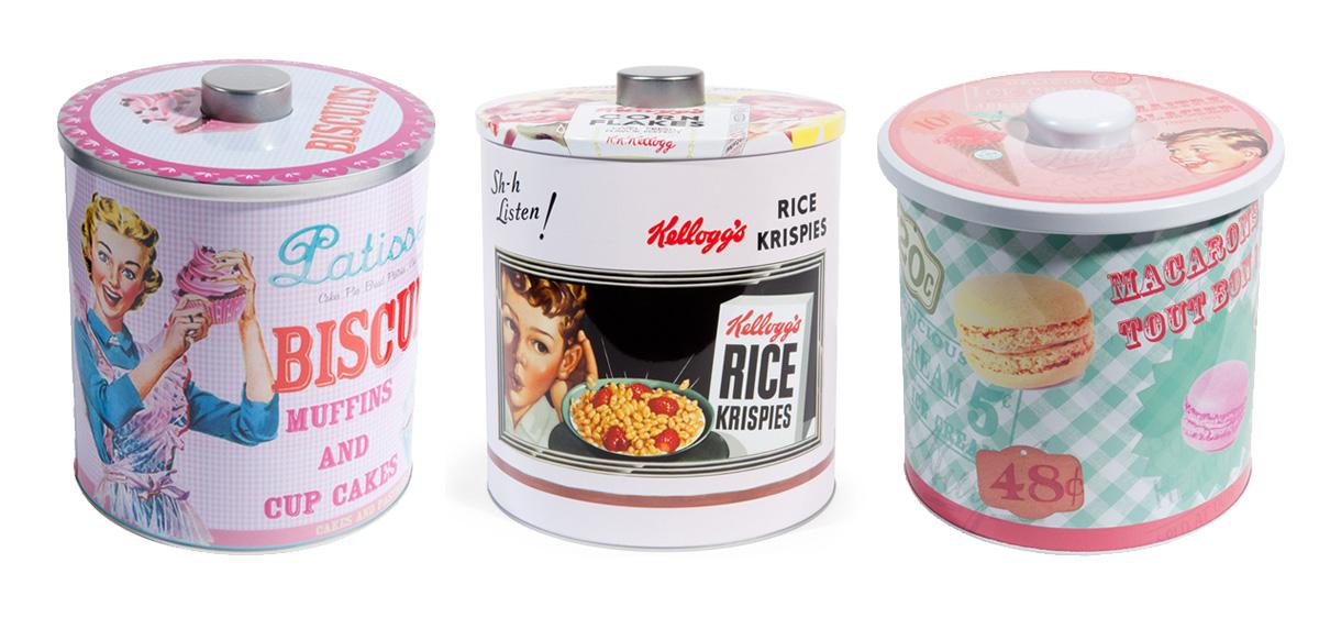 Maisons du Monde : Déco de cuisine rétro & vintage