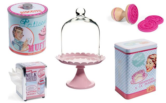 Pour la cuisine des accessoires et de la vaisselle for Accessoire deco cuisine