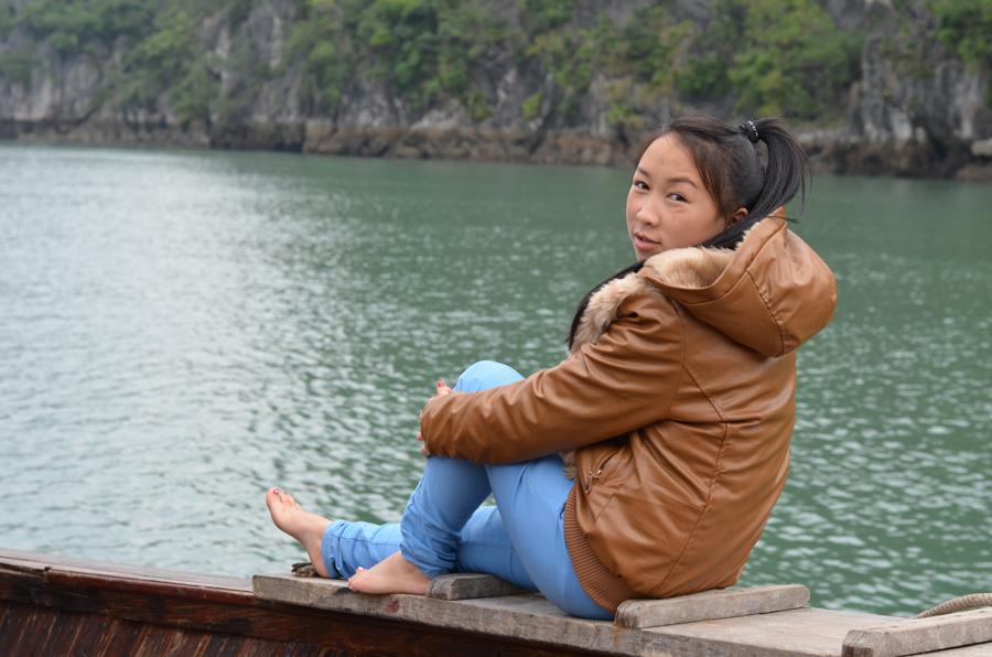Pen notre guide vietnamienne