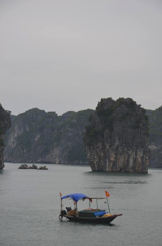 Croisière dans la Baie d'Along : chronique d'une déception