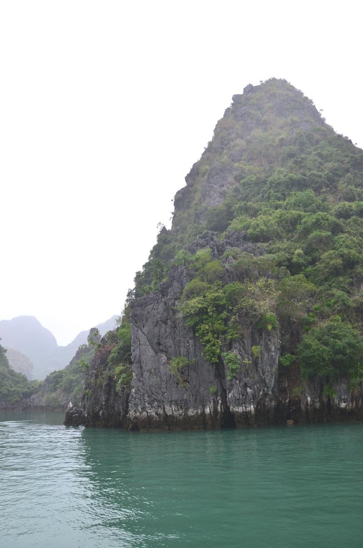 Croisière dans la Baie de Bai Tu Long