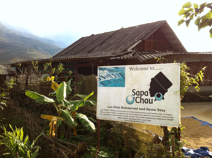 Homestay à Lao Chai chez Mai - Trek à Sapa avec Sapa O' Chau
