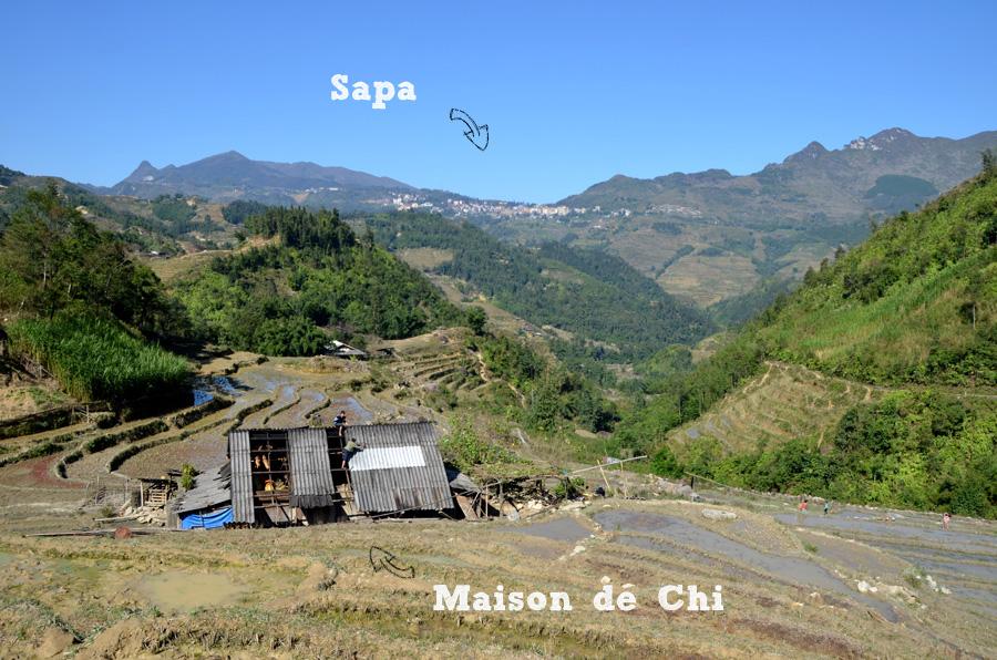Trek à Sapa dans le Vietnam du nord