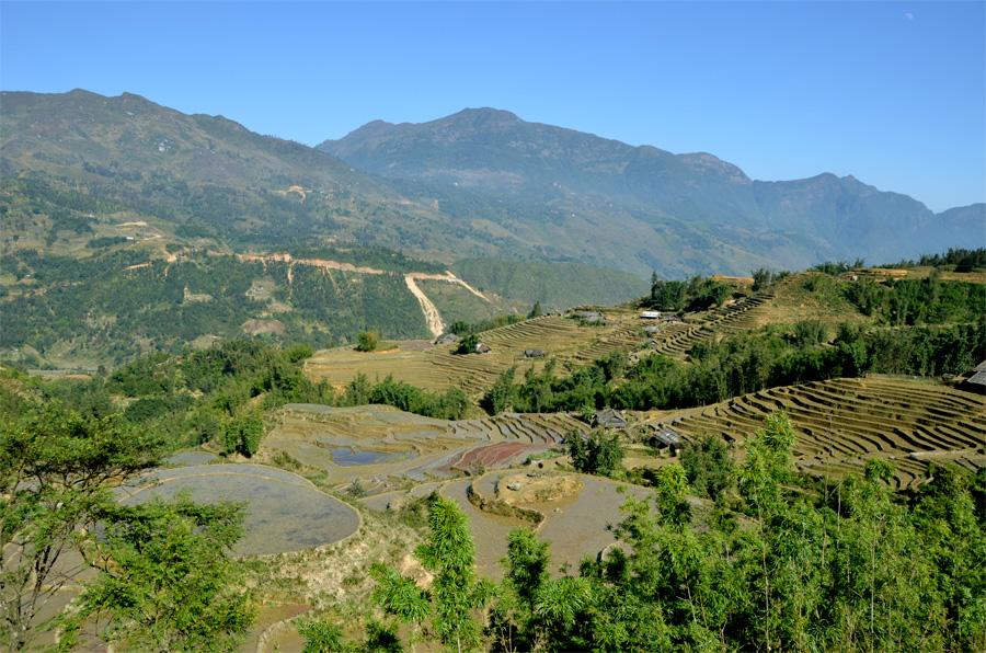 Trek à Sapa au nord du Vietnam