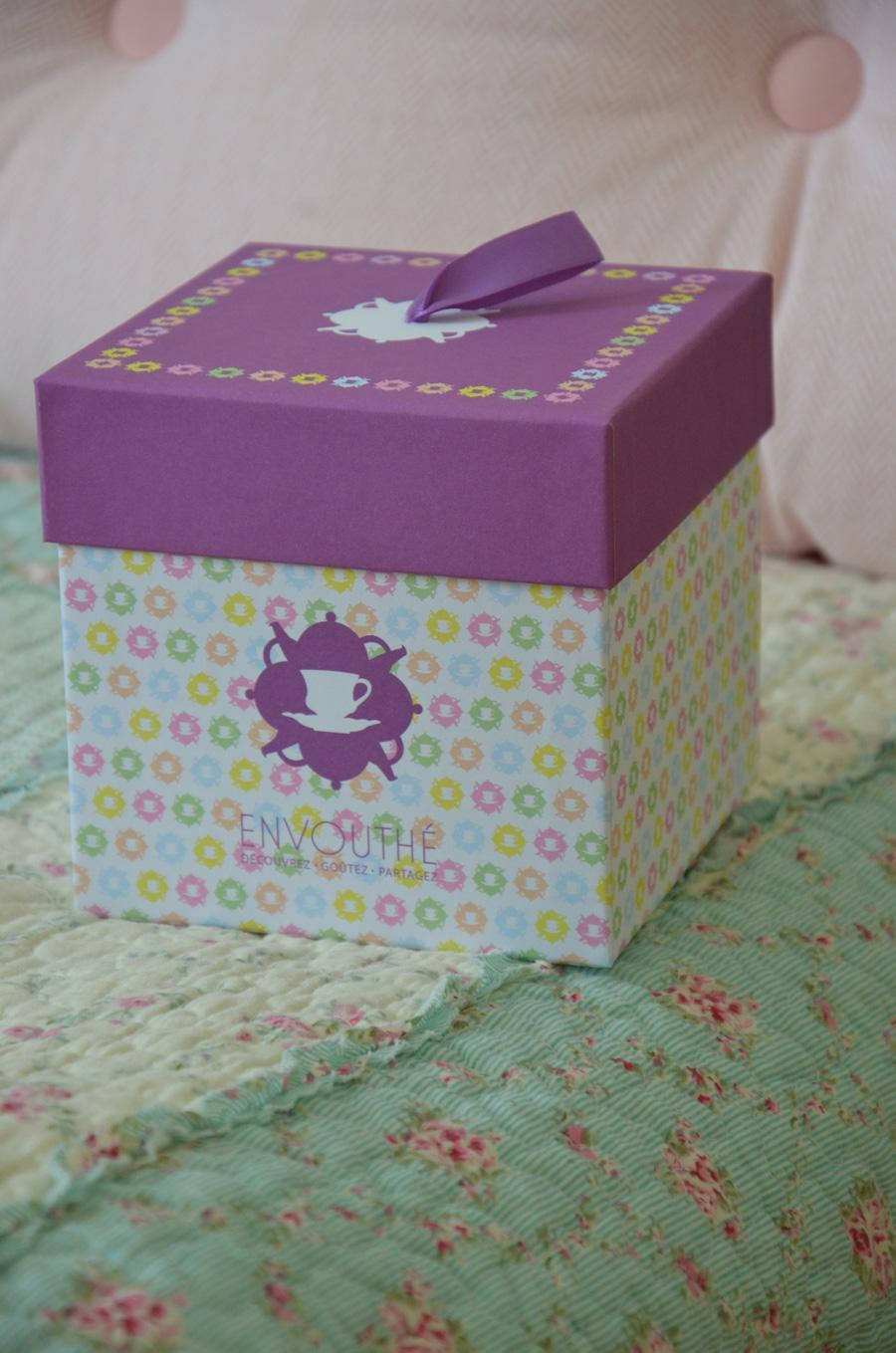 Box Envouthé Souvenirs d'enfance