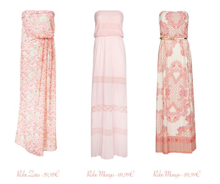 Les jolies robes printemps-été