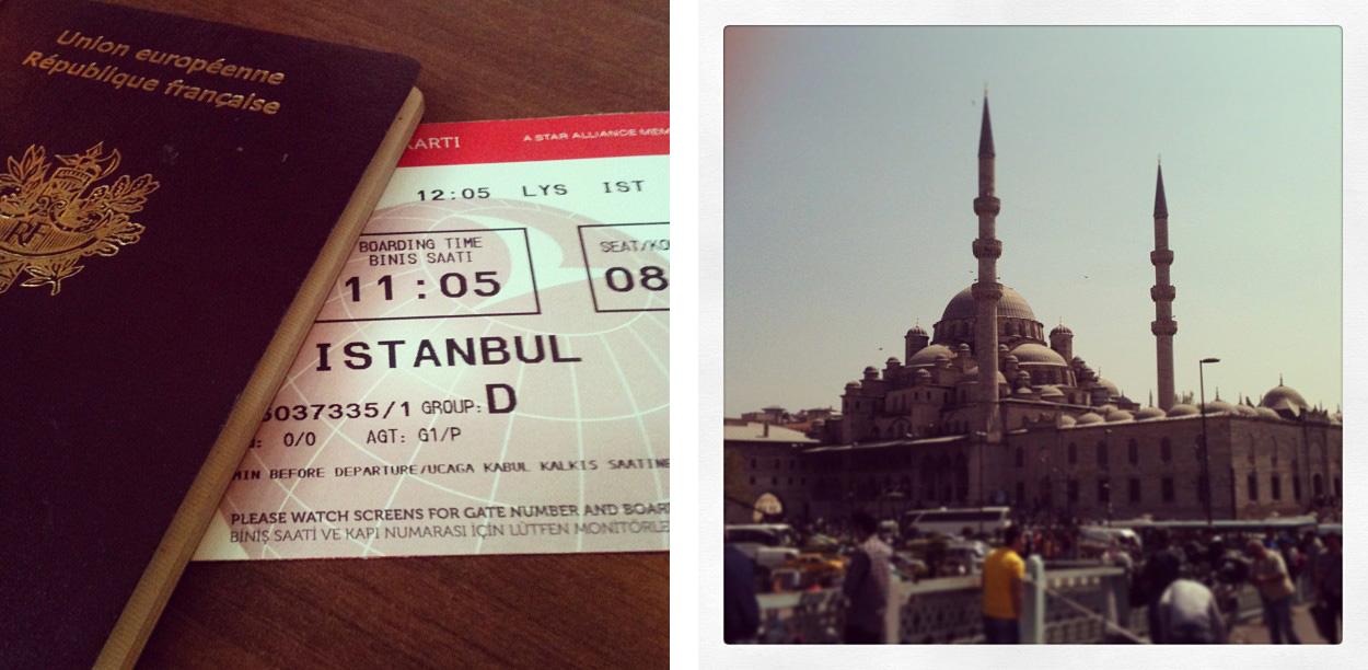 Istanbul - séjour surprise pour mes 30 ans !