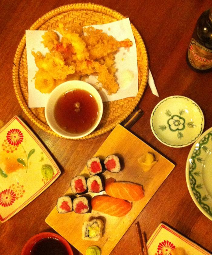 Take : japonais à Hué, makis, sushis à petits prix