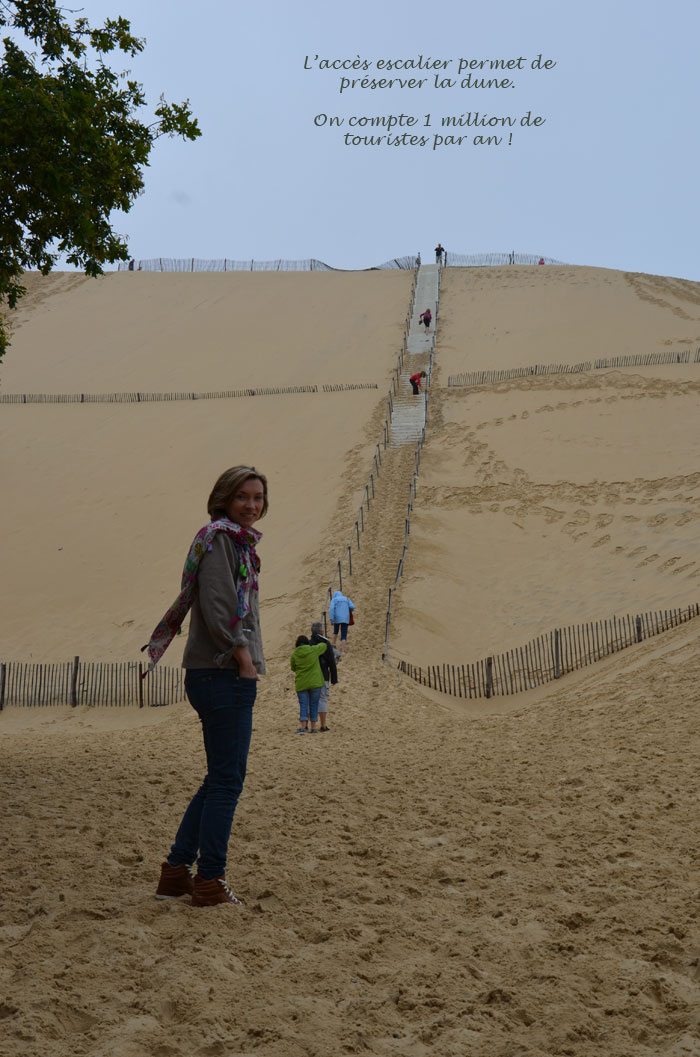 La Dune du Pilat : la plus grande dune d'Europe