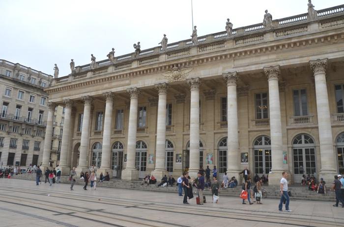 Opéra de Bordeaux - Place de la Comédie