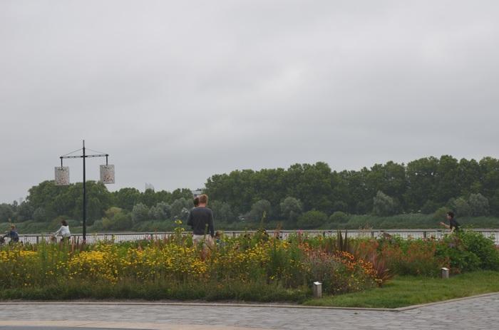 Les quais de la Garonne à Bordeaux
