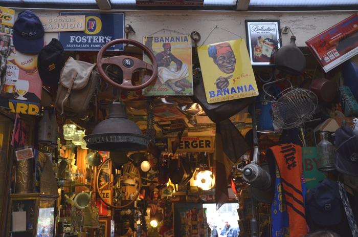 Le dénicheur, une petite boutique brocante plein de trésors à Bordeaux