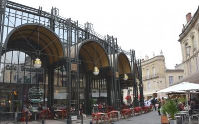 Marché des Grands Hommes - Place des Grands Hommes à Bordeaux
