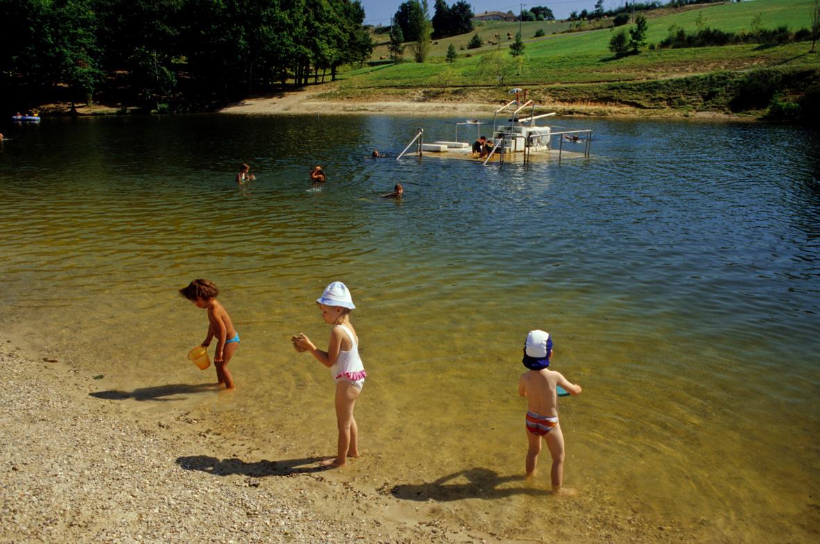 Base de loisirs de Monclar-De-Quercy - Crédit photo OT 82