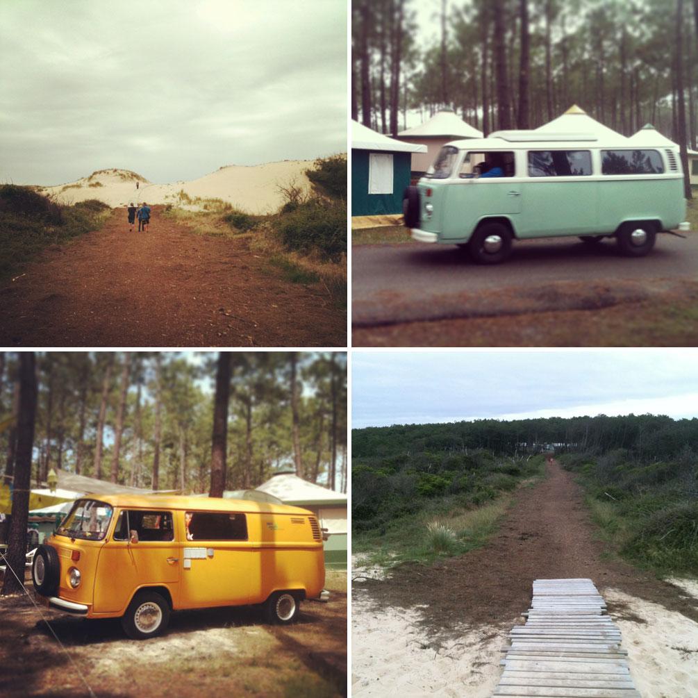 Vacances dans les Landes : océan, pins & sable fin
